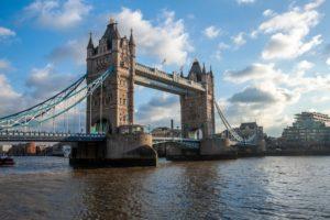 イギリスタワーブリッジ