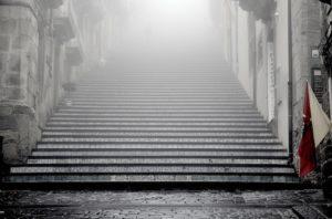 出世の階段